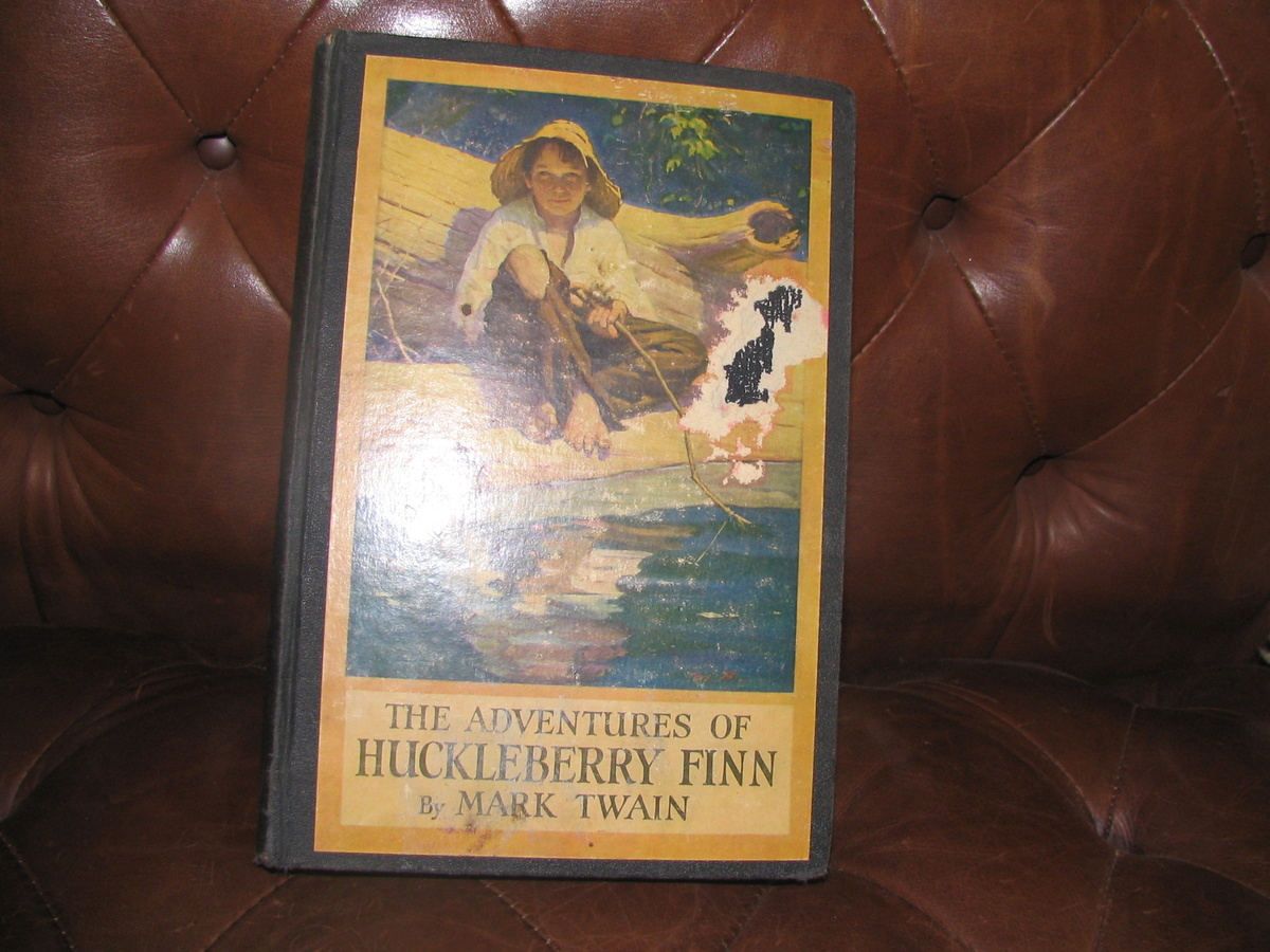 huck finn report Map huck finn's journey  the reader is introduced to huckleberry finn, the protagonist of the story, and some of his background huck finn has been.