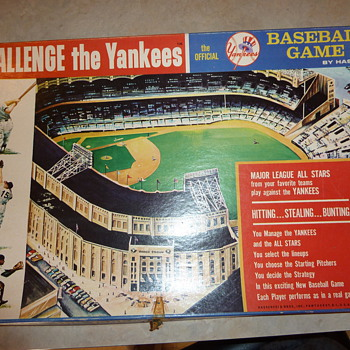 Challenge the Yankees Baseball Game - Games