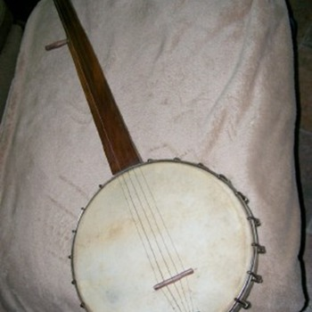 1940s banjo - Guitars
