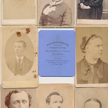19th century photography - Photographs