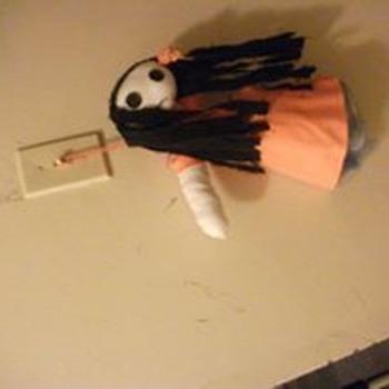 Homemade Ragdoll - Dolls