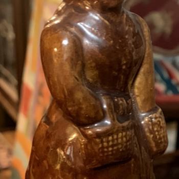 Bennington Pottery - 1850 Muffineer?  not sure... - Pottery