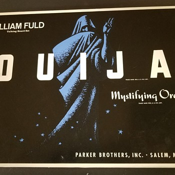Old Ouija Board - Games