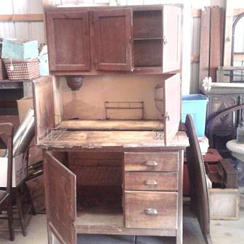 "Hooser ""Type"" Cabinet. - Furniture"