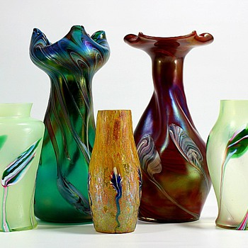 Rindskopf - Art Glass