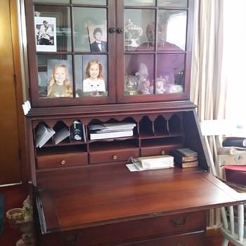 Antique Secretary need info - Furniture