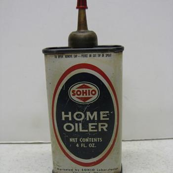 soio home oiler - Petroliana