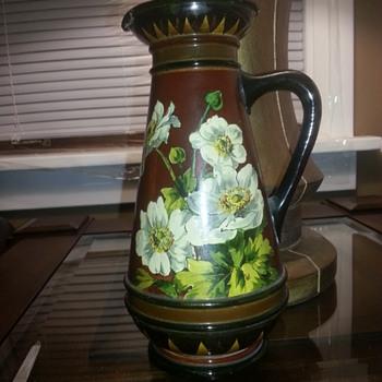 Doulton Lambeth Vase  - Pottery
