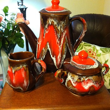 French Vallauris?  - Pottery