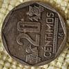PERÚ 2013, 20 CENTIMOS COIN. Sudamérica