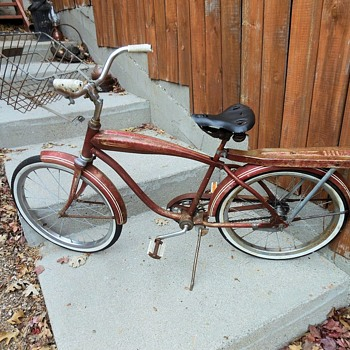 "AMF Roadmaster Satellite 20"" Bicycle Circa 1960 - Sporting Goods"
