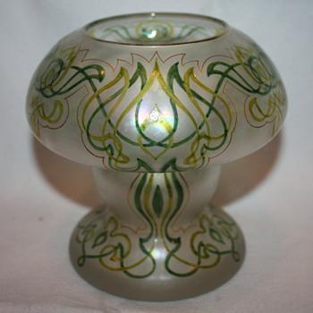 Honesdale Art Nouveau Vase c. 1910