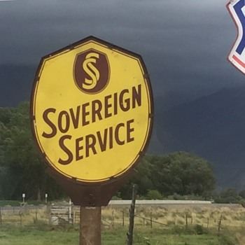 Sovereign Gas - Advertising