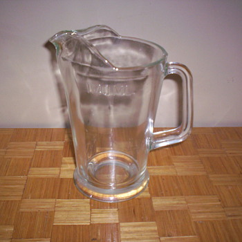 Beer Jug - Breweriana