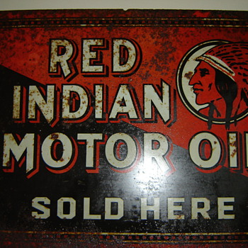 Red Indian  Double-sided Flange