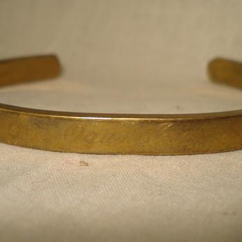 OGUN  (JRE ?)  AFRICAN- YORUBA BRACELET  - Fine Jewelry