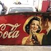 1940's Coke sign