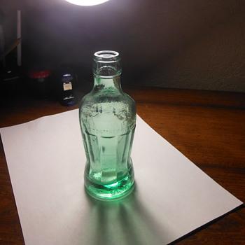 Rare Coke Bottle - Coca-Cola