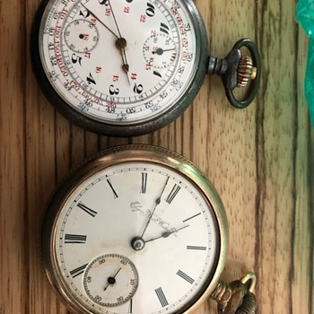 My Mom had these pocket watches ... - Pocket Watches