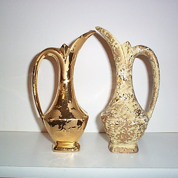 SAVOY CHINA - GOLD PAIRS II - Pottery