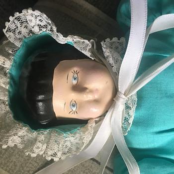 Old doll I found in cedar chest - Dolls