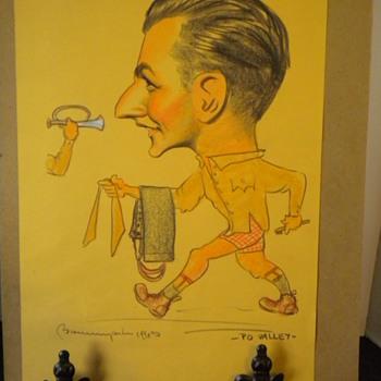 Vintage art find - Fine Art