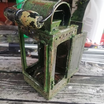 WW2 German Calcium Carbide Lamp - Military and Wartime