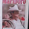 Marlboro Man Tin Sign