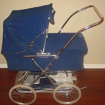 Vintage Hedstrom Baby Carriage / Stroller