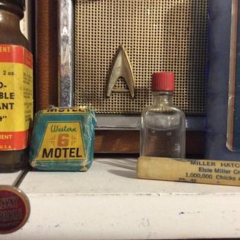 Repair of Woodys Voice Box  - Advertising