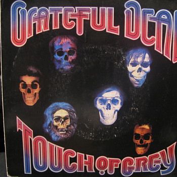 Grateful Dead -- Touch of Grey and My Brother Esau - Records