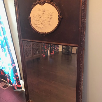 Trumeau Mirror? - Furniture