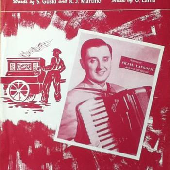 """Tic-Toc Polka"" Sheet Music - Paper"