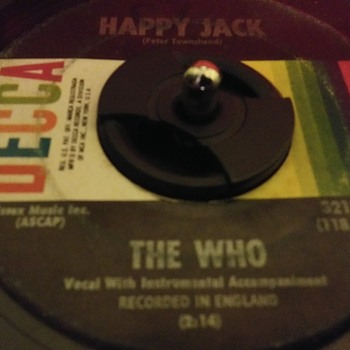 45 RPM SINGLE....#211 - Records
