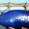 JAMES DEUCHAR NEWCASTLE COBALT BLUE HAMILTON