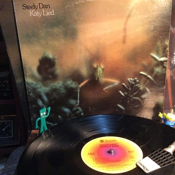Katy lied,, then stood in Morning  - Records