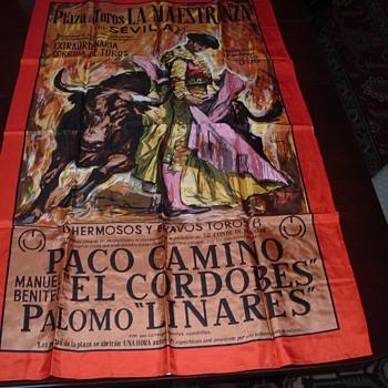 Bullfighter Poster/Tag - Manuel Benitez - Posters and Prints