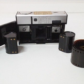 Agfa ISO Rapid IF - German Camera from 1965