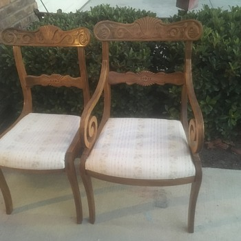What era are these chairs from?