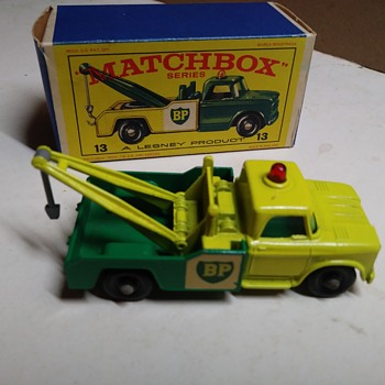 One Half of My Childhood Matchbox Collection - Model Cars