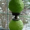Fenton Art Glass Poppy Lamp 1974-1980