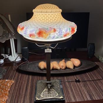 Antique Lamp - Lamps