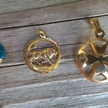 Gold For 5 Euro At The Flea Market!  - Fine Jewelry