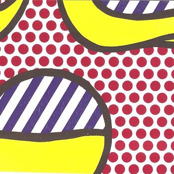 Roy Lichtenstein scrap - Posters and Prints