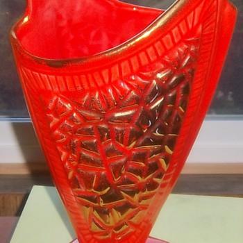 Vintage Mystery Vase - Pottery