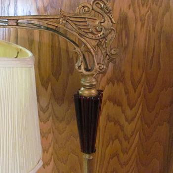 My Grandfather's Bridge Lamp - Lamps