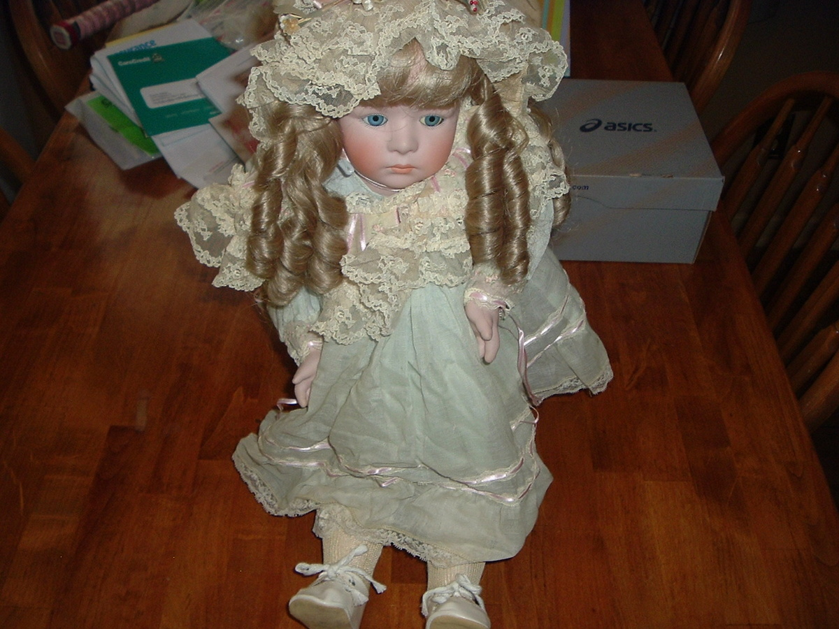 Antique Bisque Doll | Collectors Weekly