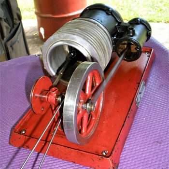 Empire hot air engine - Toys