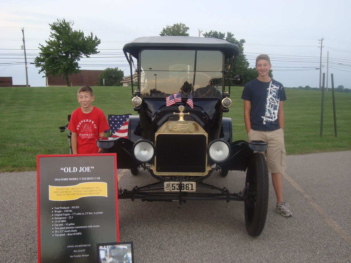 My 1916 Ford Model T | Collectors Weekly
