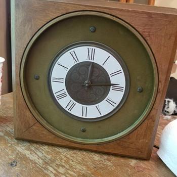 Seth Thomas? - Clocks